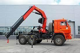 Краны-манипуляторы – универсальные помощники для тракторов